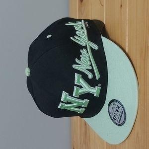 New York snapback hat